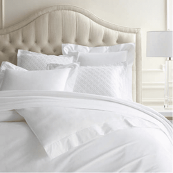 Lia White Duvet Cover *Low Stock 15% Off
