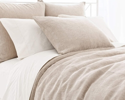Linen Chenille Natural Duvet Cover 15% Off