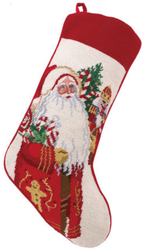 Lolly Jolly Christmas Stocking<font color =a8bb35> Sold out</font>