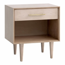 London One Drawer Nightstand