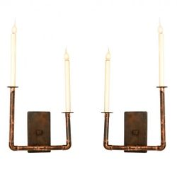 Long Bar Double Sconce Left+Right<font color=a8bb35> NEW</font>