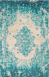 Looking Glass Hand Tufted Rug <font color=a8bb35> NEW</font>