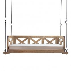 Low Country Bed Swing with Back and Side