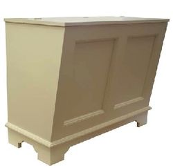 Lowcountry Blanket Bin *Discontinued