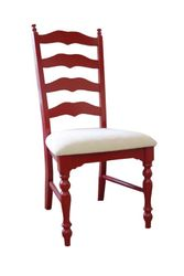 Maine Ladderback Side or Arm Chair