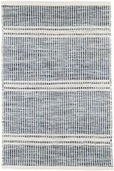 Malta Blue Woven Wool Rug *Backorder