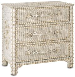 Marchmont Shells Chest of Drawers <font color=a8bb35> Sold Out</font>