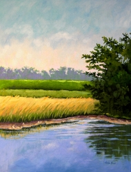 Marsh Breeze Giclee