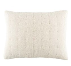 Marshmallow Fleece Ivory Decorative Pillow
