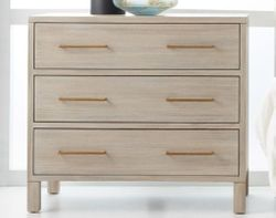Maui Bedside Chest <font color=a8bb35>NEW</font>