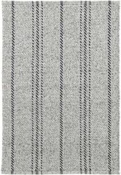Melange Stripe Grey/Black Indoor/Outdoor Rug
