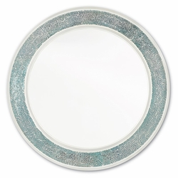 Mermaid Glass Mirror <font color=a8bb35> Sold Out</font>