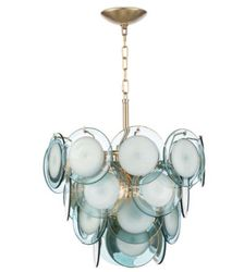Mini Diva Chandelier <font color=a8bb35>NEW</font>