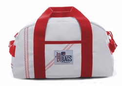 Newport Mini-Sailcloth Duffel Bag