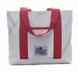 Newport Mini Sailcloth Tote Bag