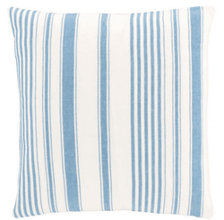 Montebello Asiatic Blue Decorative Pillow