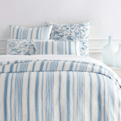 Montebello Asiatic Blue Duvet Cover 15% Off