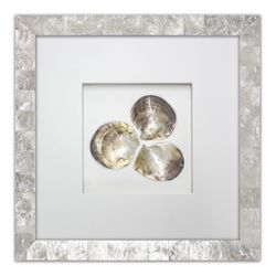 Mother of Pearl Beach Wall Art  <font color=cf2317> NEW</font>