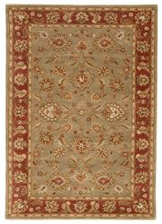 Mythos Mahogany Hand Tufted Rug <font color=a8bb35> NEW</font>