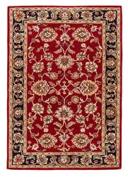 Mythos Red Hand Tufted Rug <font color=a8bb35> NEW</font>