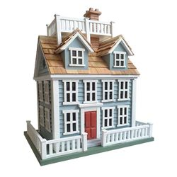 Nantucket Colonial Birdhouse
