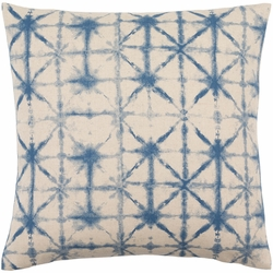 Nebula Pillow Blue <font color=a8bb35> NEW</font>