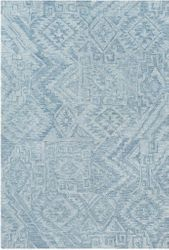Newcastle Denim Hand Tufted Rug <font color=a8bb35> NEW</font>