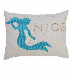 Nice Mermaid Pillow