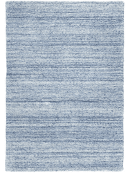 Nordic Blue Loom Knotted Rug  <font color=a8bb35>NEW</font>