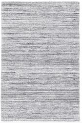 Nordic Grey Loom Knotted Rug <font color=a8bb35>NEW</font>