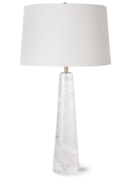 Odessa Crystal Table Lamp Large <font color=a8bb35> NEW</font>