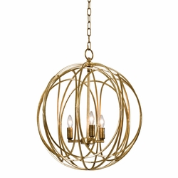 Ofelia Chandelier in Two Sizes