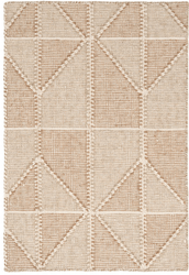 Ojai Wheat Loom Knotted Cotton Rug  15% Off