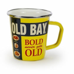 Old Bay Latte Mug Set of Four *Sold out