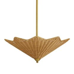 Parasol Pendant Light - Small or large <font color=a8bb35>NEW</font>