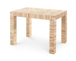 Parsons Side Table Papyrus *Backorder