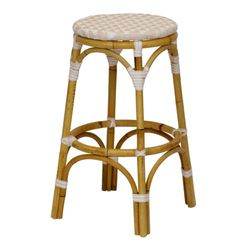 Pinnacles Bar Stool in Two Colors <font color=a8bb35>NEW</font>