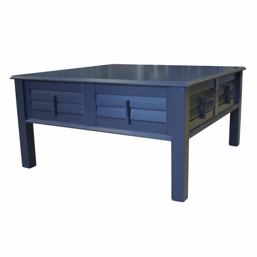 Plantation Full Size Coffee Table