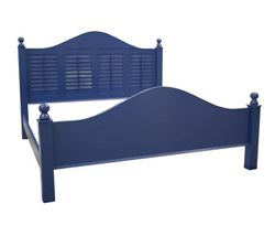 Plantation Headboard or Bed
