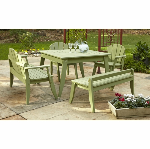 Plaza Outdoor Dining Table In Three Sizes *Discontinued