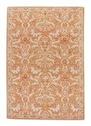 Poeme Corsica Tufted Rug Orange *Sold out