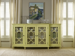 Portland Sideboard with Glass Doors