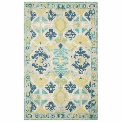 Positano Hand Tufted Rug <font color=a8bb35> NEW</font>