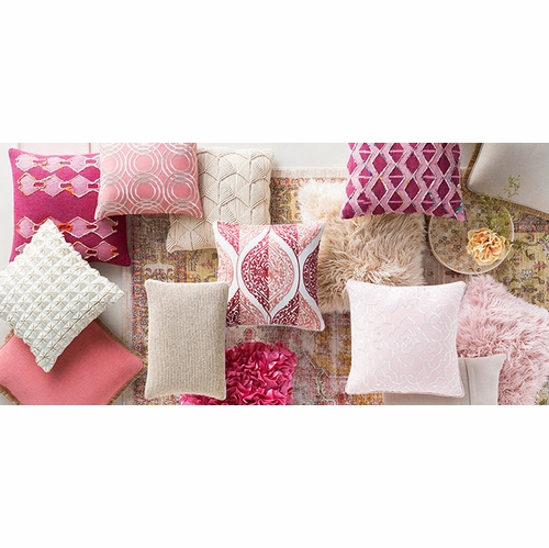 Prom Pillow in Pink