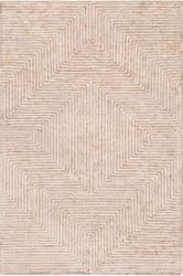Quartz Beige Hand Tufted Rug  <font color=a8bb35> NEW</font>