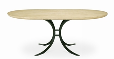 Quincy Oval Dining Table