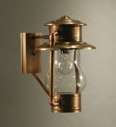 Railroad Wall Mount Lantern <font color=a8bb25> Sold Out</font>