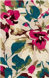 Rivera Hand Tufted Rug <font color=a8bb35> NEW</font>
