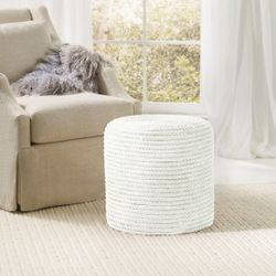 Rope Stool - 2 color options