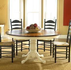 Round Cottage Dining Table